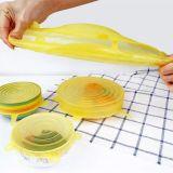 Ελαστικά Καλύμματα Καπάκια Σιλικόνης - Silicone Stretch Lids 10