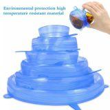 Ελαστικά Καλύμματα Καπάκια Σιλικόνης - Silicone Stretch Lids 8